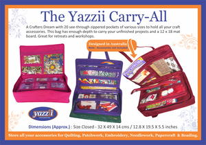 Yazzii Carry All Giveaway