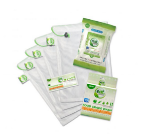 eatCleaner Soak and Wipe Kit Giveaway