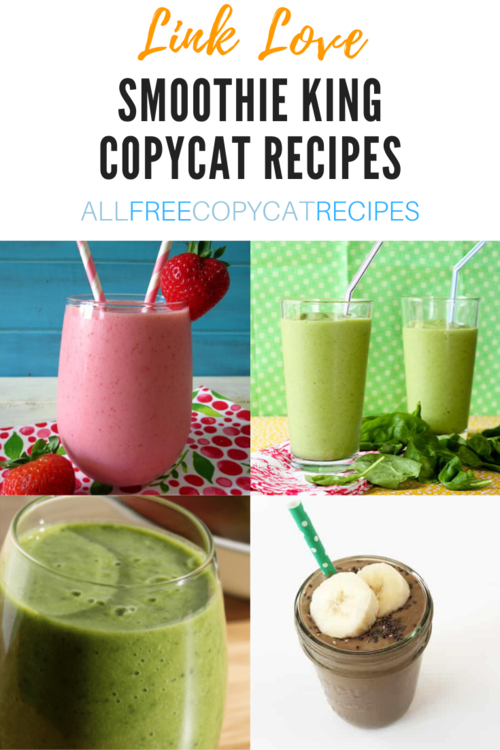 7 Copycat Smoothie King Recipes