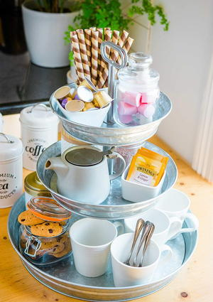 Rustic Farmhouse 3 Tiered Serving Tray Giveaway