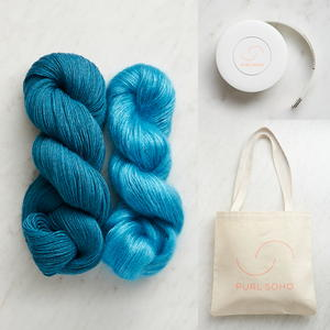 Beautiful Purl Soho Yarn and Tote Giveaway