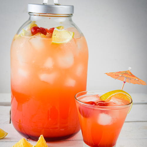 Shirley Temple Punch