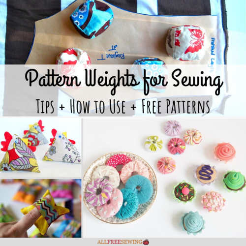 13 Pattern Weights for Sewing