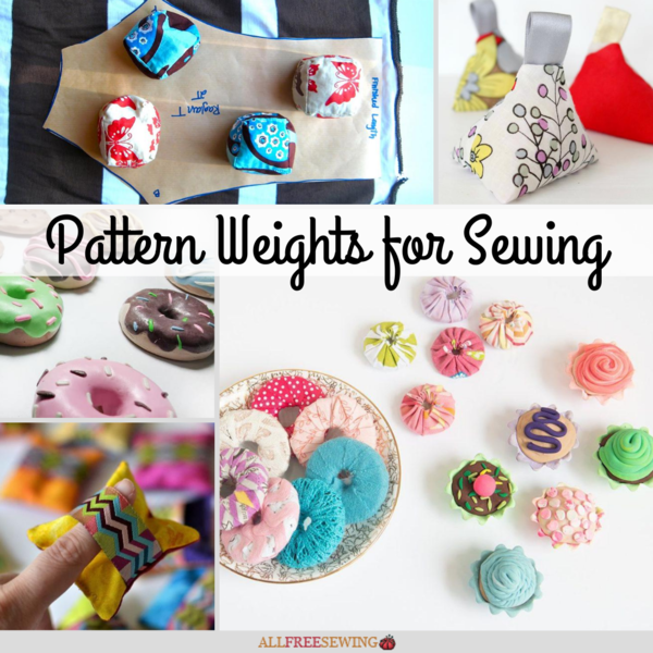 13 Pattern Weights for Sewing (+ How to Use)
