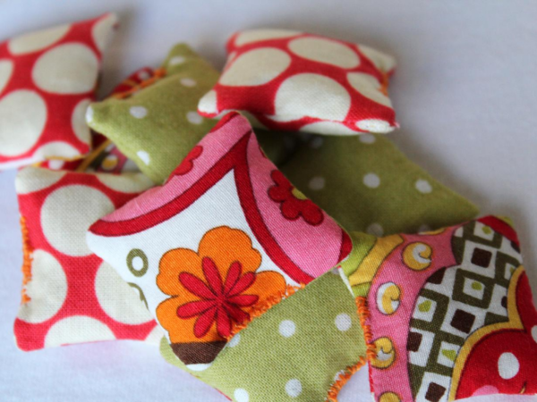 Pattern Weights Using Fat Quarters