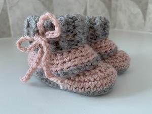 Mini Slouch Booties