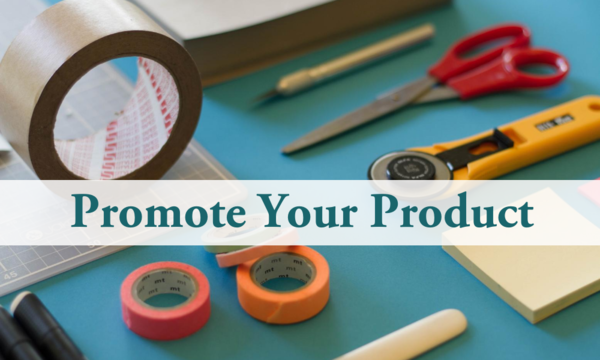 Promote Your Product!