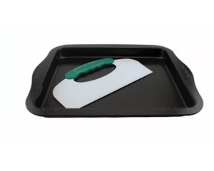 "Perfect Slice 2pc 14"" Cookie Sheet & Tool Giveaway"