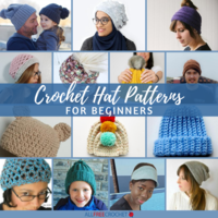 60+ Free Crochet Hat Patterns for Beginners