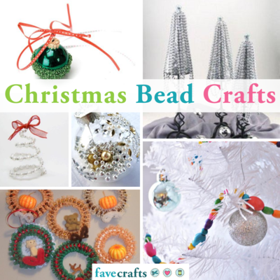 23 Christmas Bead Crafts