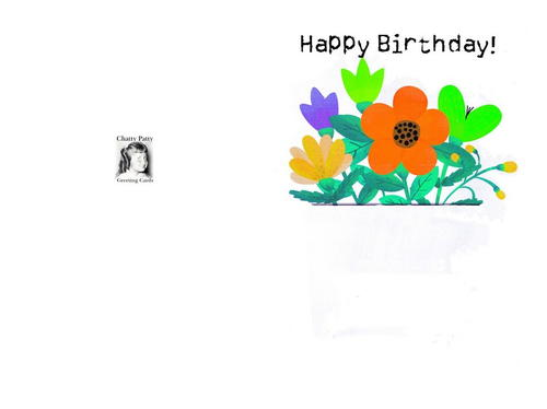 Free Printable Birthday Gift Card Pocket Greeting Card