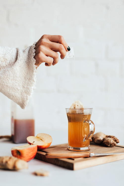 Hot Cider Drink Recipe
