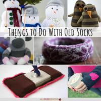 25+ Things To Do With Old Socks
