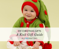 30+ DIY Christmas Gifts: A Knit Gift Guide