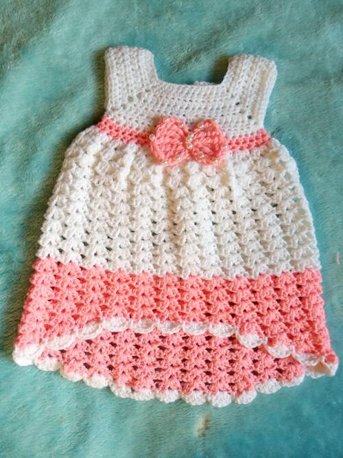 High-low Baby Dress