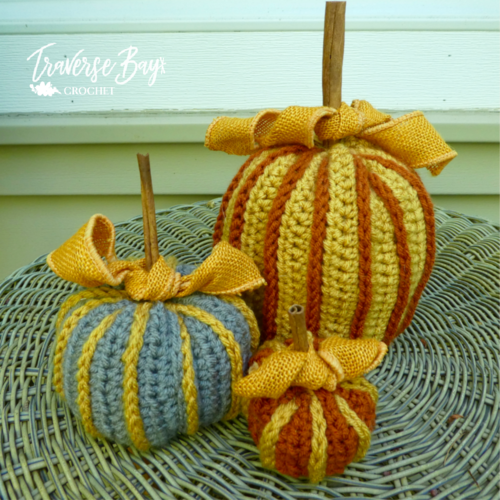 Country Spice Pumpkins