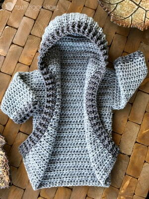 Child Size Hooded Cardigans