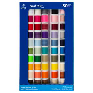 Coats & Clark Dual Duty Thread Assortment Giveaway