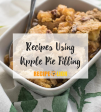 11 Recipes Using Apple Pie Filling