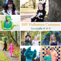 71 DIY Halloween Costumes for Kids and Adults