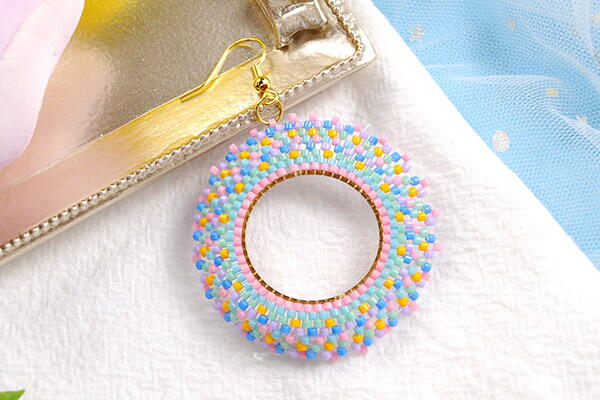 Beebeecraft Tutorials On How To Make Seed Bead Earrings