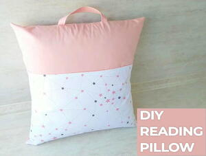 Book Pillow In 15 Min (video)