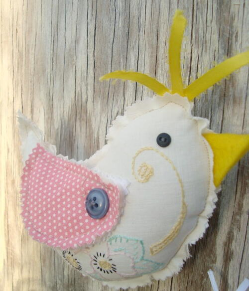 Spring Chick Easy Easter Crafts