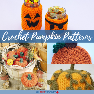 14 Crochet Pumpkin Patterns