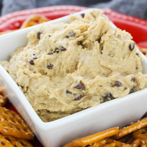 Eggless Chocolate Chip Cookie Dough Recipe