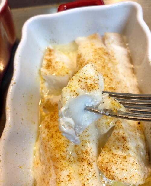 Quick And Easy Baked Fish