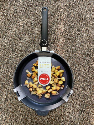 Diamond Lite WOLL Pan Giveaway
