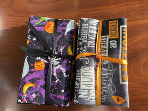 Halloween Fabric Bundle Giveaway