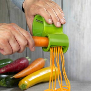 Microplane Vegetable Spiralizer Giveaway