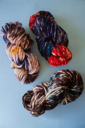 Campfire Yarn Bundle Giveaway