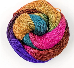 Darn Good Yarn Autumnal Equinox Yarn Bundle Giveaway