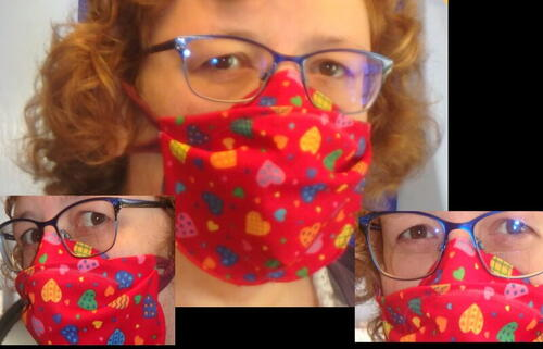 Don't Get Steamed Up – Make This Anti-fog Mask