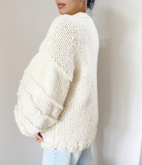 Cherish Chunky Knit Cardigan