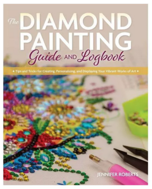 The Diamond Painting Guide and Logbook Giveaway
