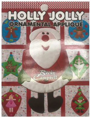 Holly Jolly Ornamental Applique Giveaway