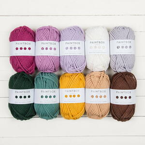 Wool Mix Super Chunky Yarn Giveaway