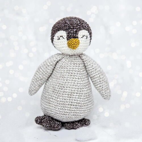 Penguin Crochet Buddy