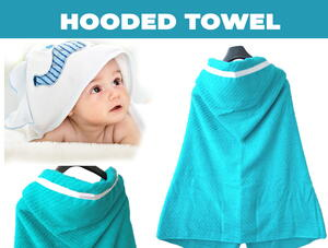Hooded Towel For Kids In Just 15 Minutes