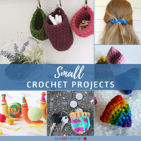 44 Small Crochet Projects