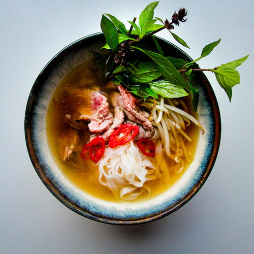 The Ultimate Beef Bone Broth - Pho