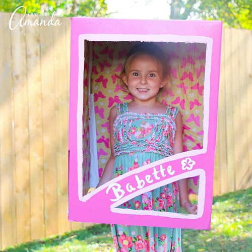 Doll In A Box Costume