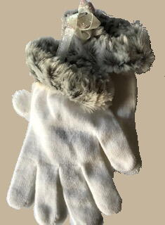 Faux Fur Winter Accessories