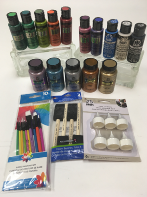 Plaid FolkArt Paint Supplies Giveaway