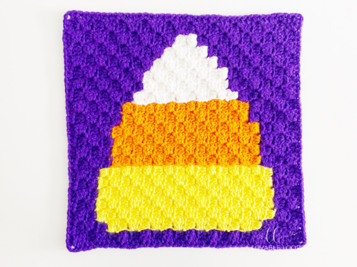 Candy Corn Mini C2c