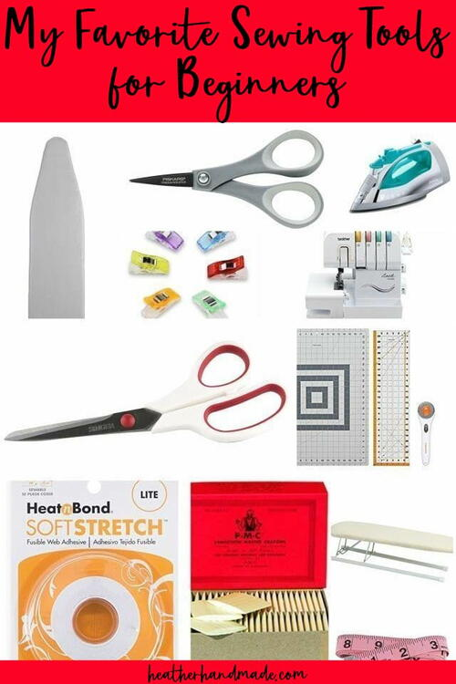 The Best Sewing Tools For Beginners