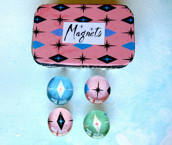 Free Printable Altered Altoid Tin Magnet Set